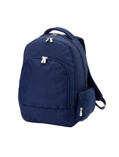 Wholesale Boutique Solid Navy Backpack