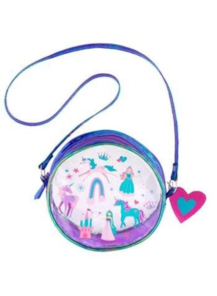 Stephen Joseph Iridescent Princess Unicorn Purse