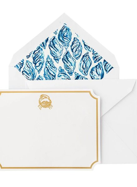 Lilly Pulitzer Drop In Correspondence Cards
