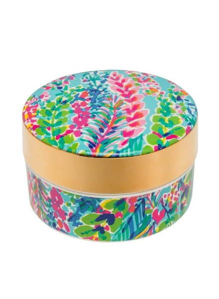 Lilly Pulitzer Jewelry Dish With Lid