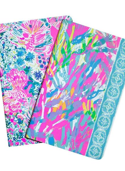 Lilly Pulitzer Student Pocket Notebook Set