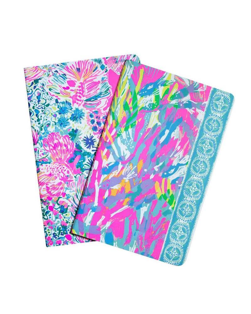 Lilly Pulitzer Student Pocket Notebook Set
