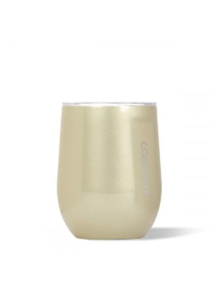 CORKCICLE Glampagne Stemless Wine