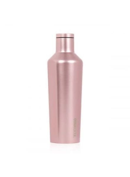 CORKCICLE Rose Metallic Canteen