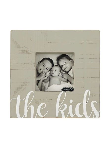 Mudpie The Kids Block Frame