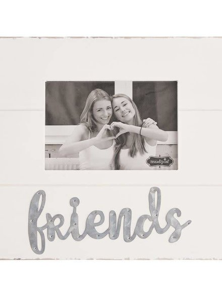 Mudpie Friends Tin Frame