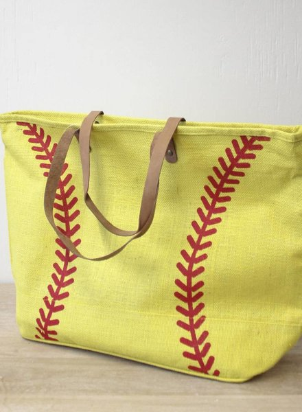 ROYAL STANDARD Softball Tote Bag