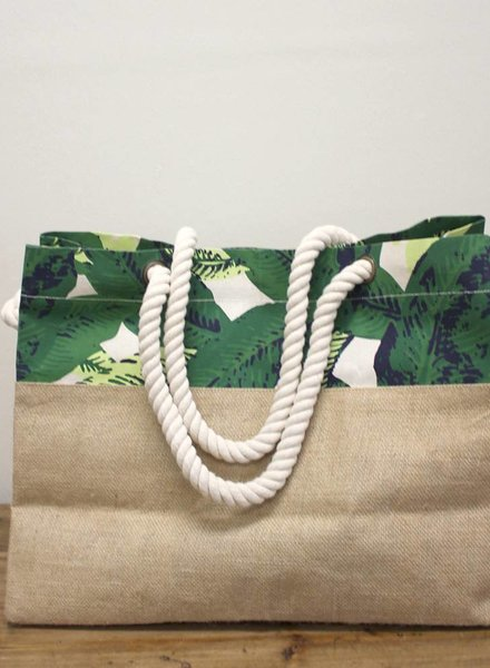 ROYAL STANDARD Maui Palm Beach Tote