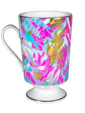 Lilly Pulitzer Ceramic Coffee Mug