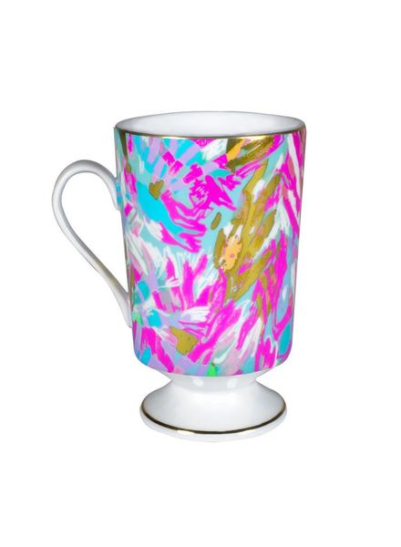 Lilly Pulitzer Ceramic Coffee Mug