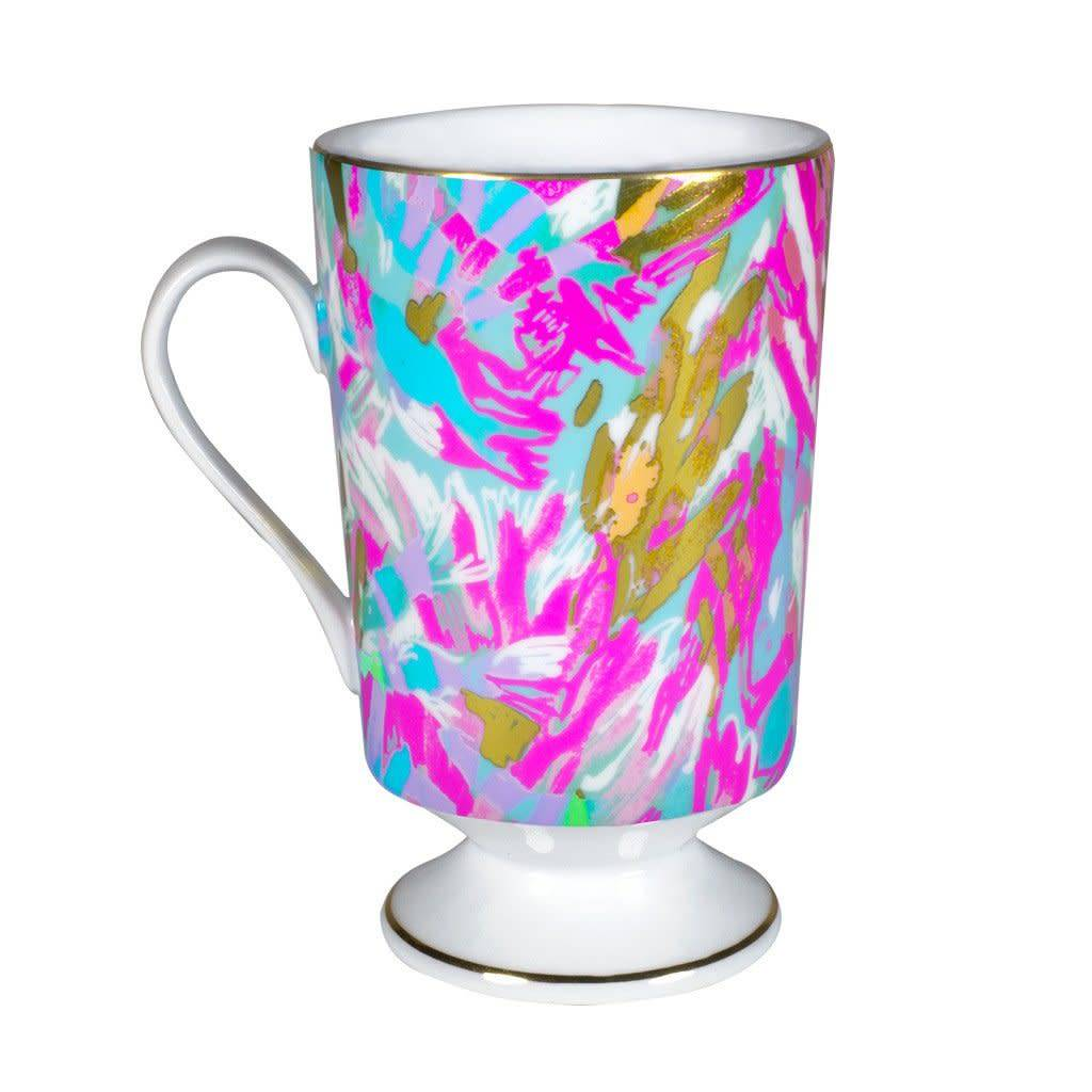 Amazing Lilly Ceramic Mug Sparkling Sands Alphanode Cool Chair Designs And Ideas Alphanodeonline