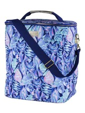 Lilly Pulitzer Scale Up Wine Carrier