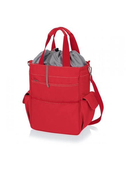 Red Activo Insulated Tote