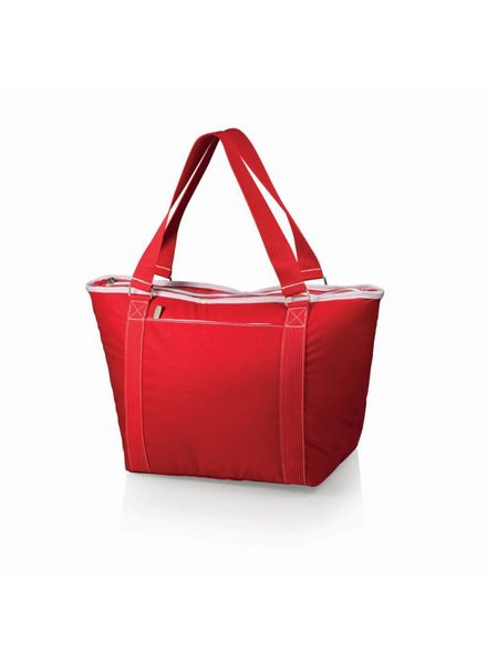 Red Topanga  Cooler Tote