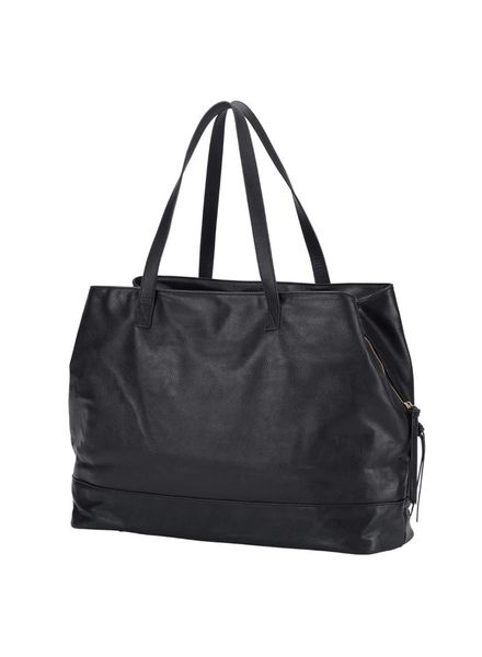 Wholesale Boutique Black Cambridge Travel Bag