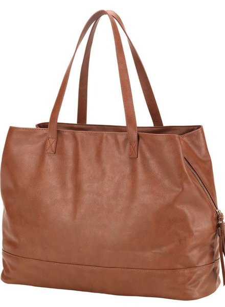 Wholesale Boutique Camel Cambridge Travel Bag