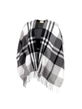 Wholesale Boutique Monogrammed Plaid Shawl