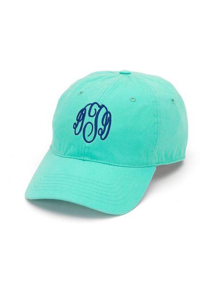 Wholesale Boutique Adult Monogrammed Hat - 10 Color Options