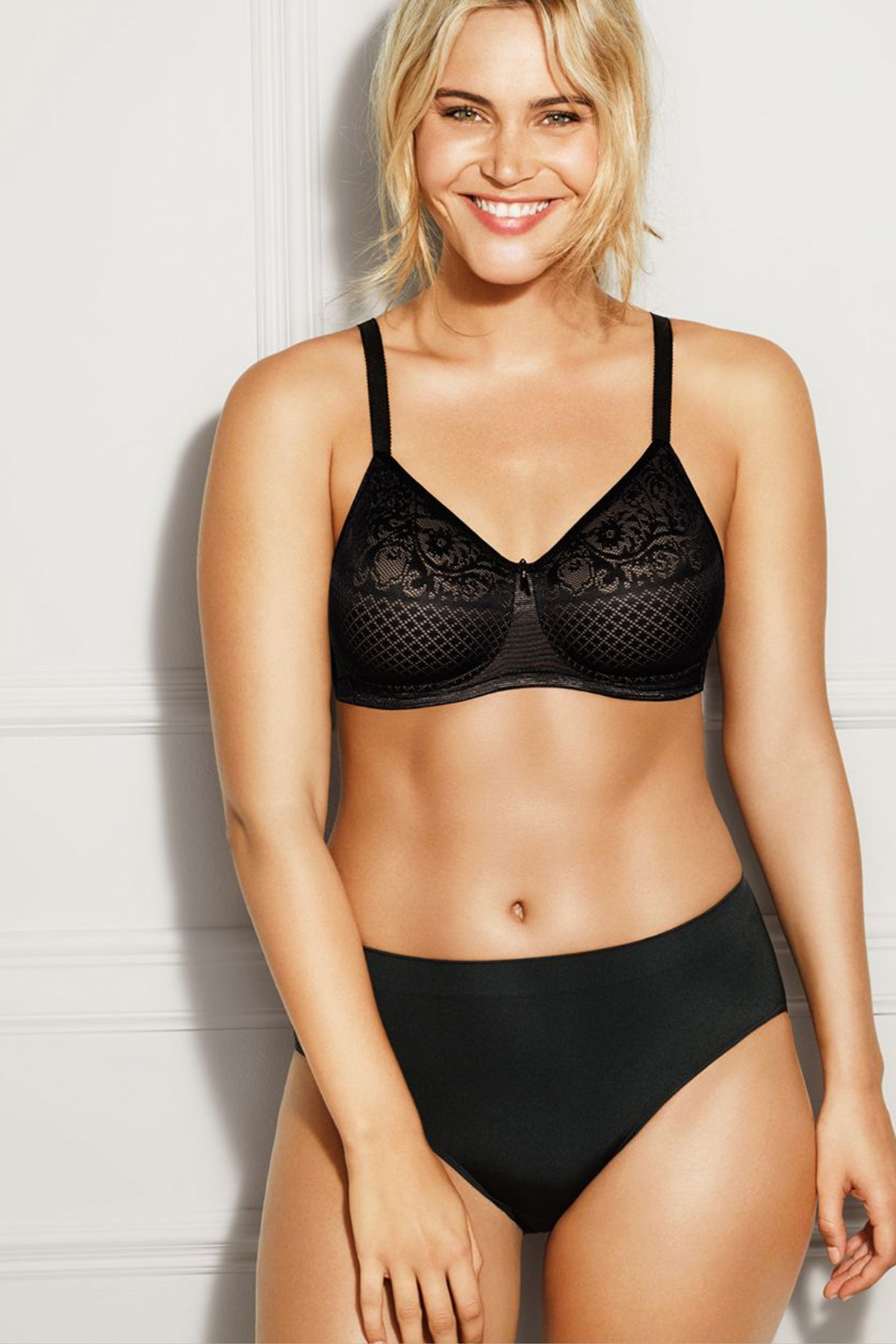 WACOAL SOUTIEN-GORGE MINIMIZER SANS ARM. VISUAL EFFECTS - WACOAL