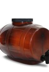 LBK - 2 Gallon - Brown