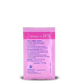 Saflager W-34/70 Dry Lager Yeast