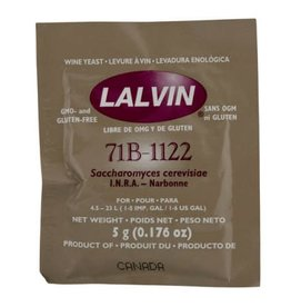 Lalvin Wine Yeast - 71B-1122