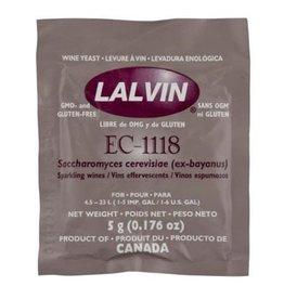 Lalvin Wine Yeast - EC-1118