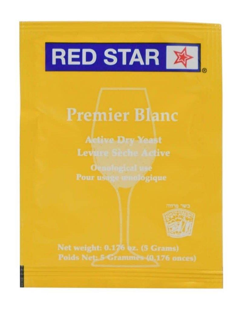 Red Star Wine Yeast - Premier Blanc