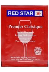 Red Star Wine Yeast - Premier Classique