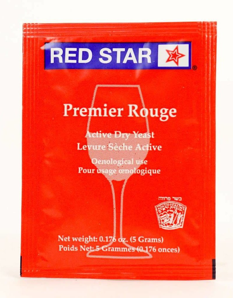 Red Star Wine Yeast - Premier Rouge