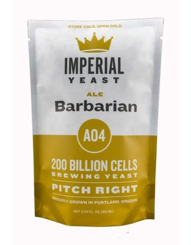 Imperial Yeast Barbarian - A04