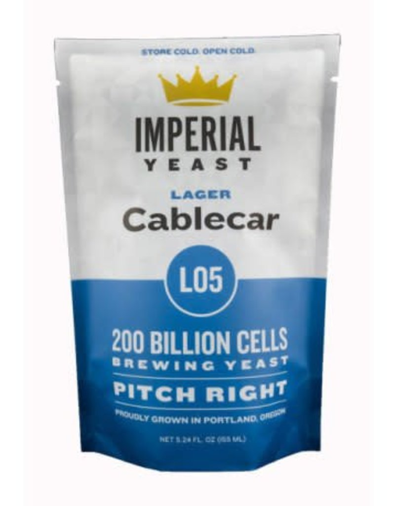 Imperial Yeast Cablecar - L05
