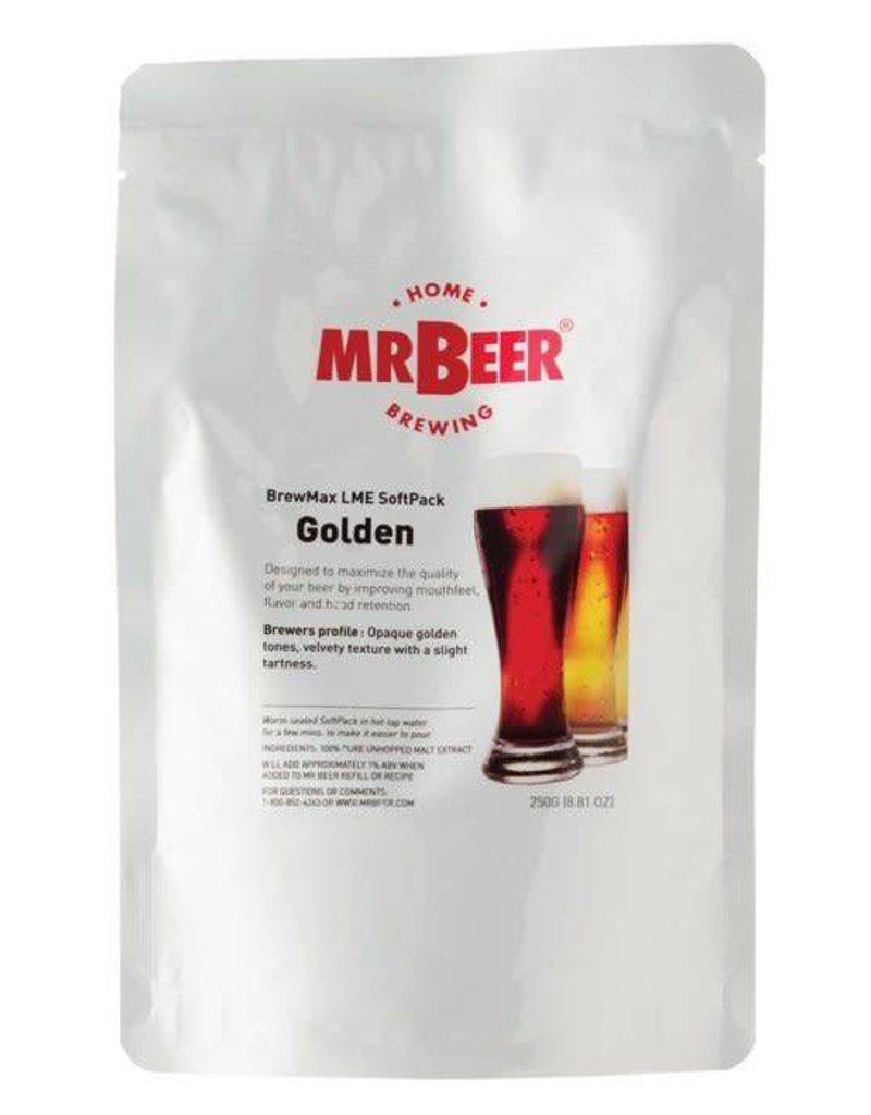 MrBeer BrewMax LME Softpack - Golden