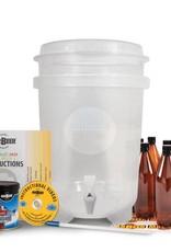 MrBeer Craft Brewmax 6G Kit - w/Bottles
