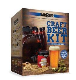 MrBeer MRB - American Lager Complete Kit
