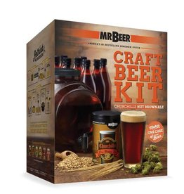 MrBeer MRB - Churchill's Nut Brown Ale Complete Kit