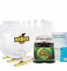 MrBeer Hard Apple Cider Kit