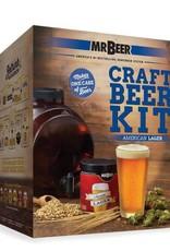 MrBeer MRB - American Lager Starter Kit