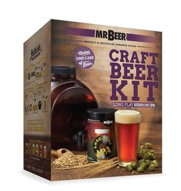 MrBeer MRB - Long Play IPA Starter Kit