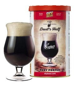 TC Devil's Half Ruby Porter - NEW