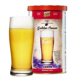 TC Golden Crown Lager - NEW