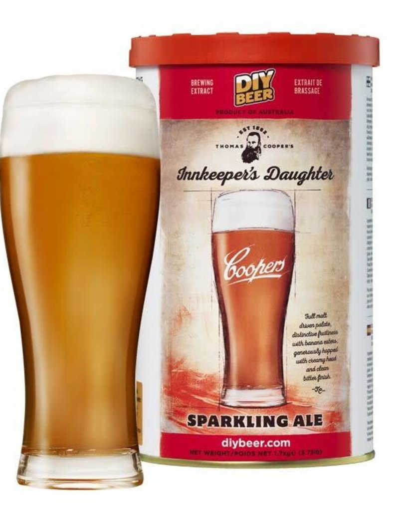 TC Innkeepers Daughter Sparkling Ale - NEW