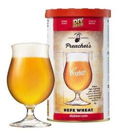 TC Preacher's Hefe Wheat Beer - NEW
