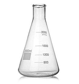 Erlenmeyer Flask - 2000mL