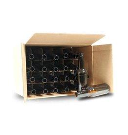 Glass Longneck Bottles - 12 oz