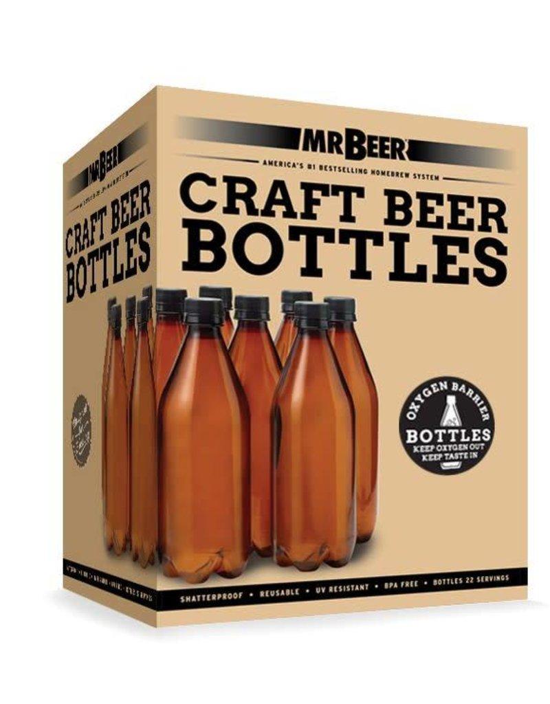 MrBeer PET Bottles - 740 mL - Oxygen Barrier