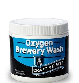 Craft Meister Oxygen Brewery Wash - 1 lb