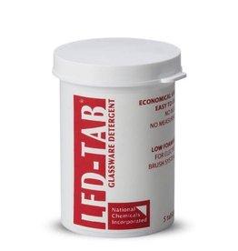 LFD Tab Detergent 5 tabs - 1 tab per sink