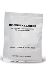 MrBeer No-Rinse Cleanser 1.46oz