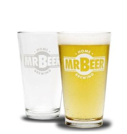 Glassware - Beer Pint - 16oz